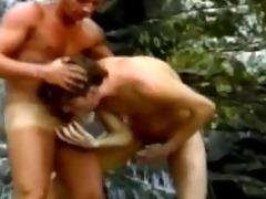 old vintage homo tronix penetrating episode