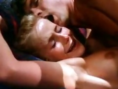 retro blond in an intimate fuck