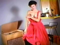 pleasing little pussycat - vintage nylons tease
