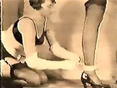 vintage bondage