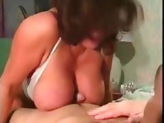 busty nurse in classic clip