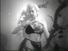 vintage stripper film - rock and sock