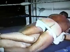 classic female rip n undress wrestling.! - scene