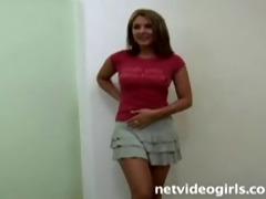 netvideogirls - vintage calendar audition