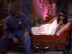 classic bit of jeannie and her furry love tunnel