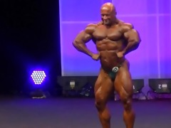 musclebull robert: arnold classic europe 9752
