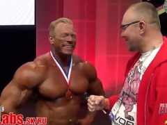 musclebull dennis: 44811 arnold classic europe