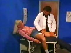 vintage porn- juvenile angel at the doctor...f62