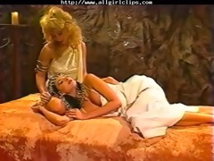 nina - she is is had an egyptian experience.