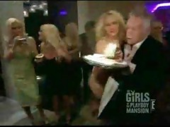 playboy birthday suprise nude pamela