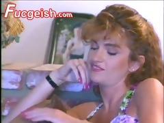 vintage busty playgirl ashlyn gere gets licked