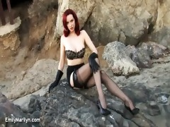 emily marilyn in california dreamin&#735 ~