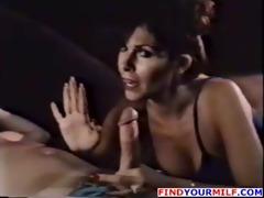 classic porn - aunt with nephew