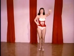 vintage stripper film - b page teaserama video 11
