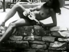 models at a swimming pool