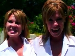 porn twins - crystal and jocelyn - potter twins -