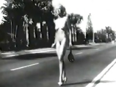 madonna hitchhiking