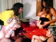 vintage busty orgy