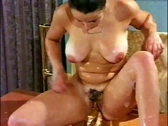 cc - large boobed lady