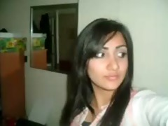 indian nud - a web camera vlogs clip