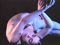 erotic dance perormance 11 - flower