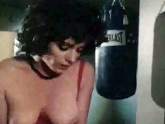 dark brown sweetheart acquires to workout on 2