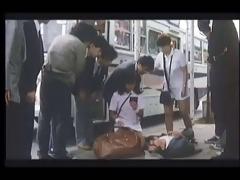 molester commuter bus (86622) mako takigawa