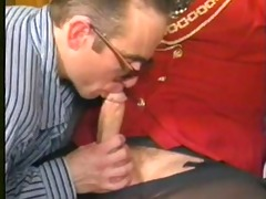 vintage transsexual sucks cock and fucks her lover