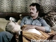 vintage porn 61118s - classic interracial german
