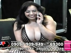 big beautiful woman debbie fisher babeworld tv