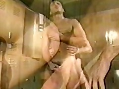 locker room thrusting