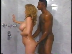 tracy adams sean michaels shower scene