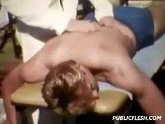 classic homosexual otk spanking
