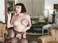 madame fatale and her fake dong