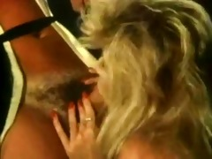 ginger lynn giving an incredible oral-stimulation