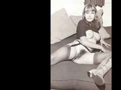 vintage unshaved women