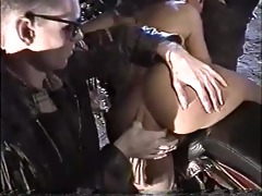 biker gang group sex initiation