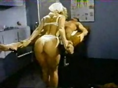 nina hartley drilled as nurse