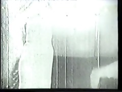 vintage clip of southern belle with large mambos