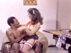 vintage interracial assfuck