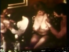 flawless three-some retro erotica