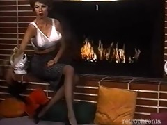 vintage striptease music video - lee germaine -