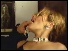 sex dinner with hirsute slit honeys !