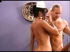 jasmine aloha - busty asian nurse