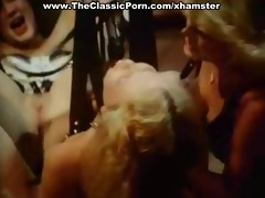 hawt lady has a fuck in classic porn episode scene