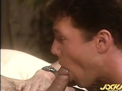 scott thrusts his huge knob deep into bills rock