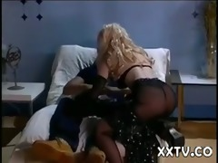 dalny marga butt drilled by darksome knob