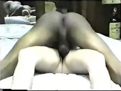 classic homemade interracial cuckold with hawt