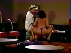 retro lady-boy hot dance