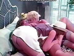 nasty role plays of hot three-some